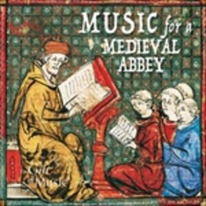Music for a Medieval - CD Audio