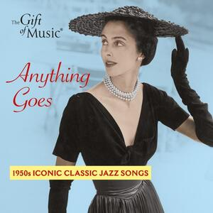 Anything Goes 1950's - CD Audio di Ella Fitzgerald