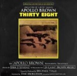 Thirty Eight - CD Audio di Apollo Brown