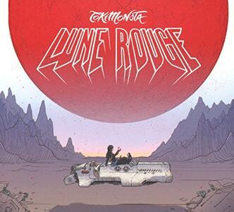 Lune Rouge - CD Audio di Tokimonsta