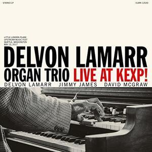 Live at Kexp! - CD Audio di Delvon Lamarr