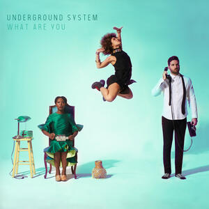 What Are You - CD Audio di Underground System
