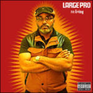 Living - CD Audio di Large Professor