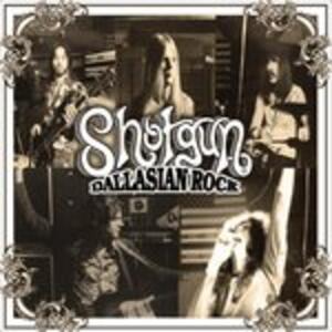 Dallasian Rock - CD Audio di Shotgun