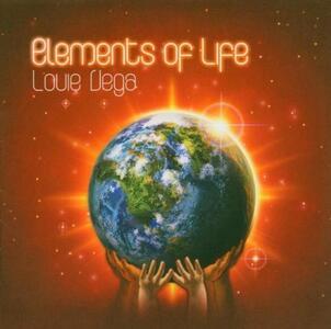 Elements of Life - CD Audio di Louie Vega