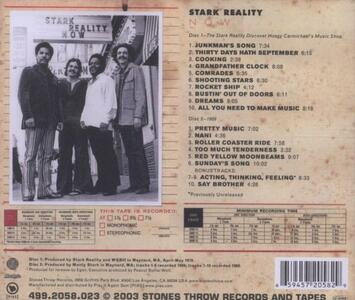 Now - CD Audio di Stark Reality - 2