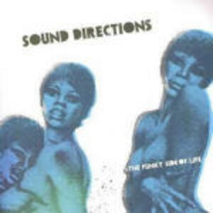Sound Directions - CD Audio di Yesterdays New Quintet