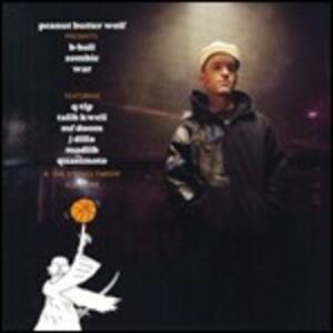 2k8.b-Ball Zombie War - CD Audio di Peanut Butter Wolf