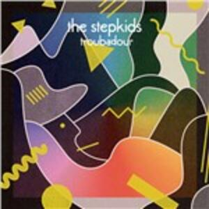 Troubadour - CD Audio di Stepkids