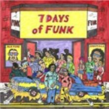 7 Days of Funk - CD Audio di 7 Days of Funk