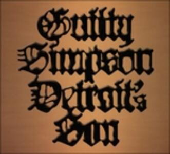 Detroit's Son - CD Audio di Guilty Simpson