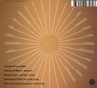 Detroit's Son - CD Audio di Guilty Simpson - 2