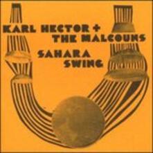 Sahara Swing - CD Audio di Karl Hector,Malcouns