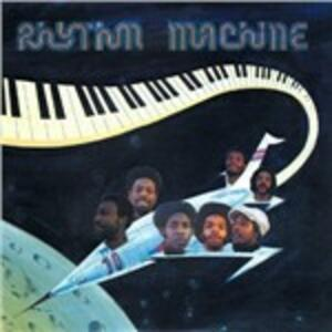 Rhythm Machine - CD Audio di Rhythm Machine