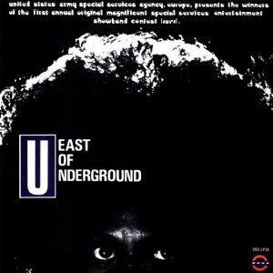 East of Underground. Hell Below - CD Audio