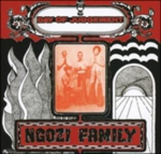 Day of Judgement - CD Audio di Ngozi Family
