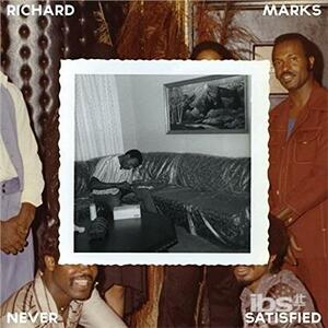 Never Satisfied - CD Audio di Richard Marks