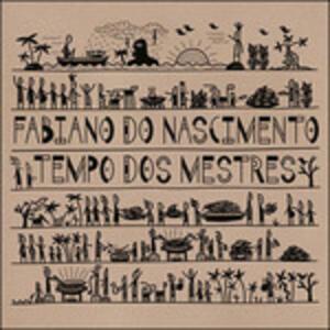 Tempo Dos Mestres - CD Audio di Fabiano Do Nascimento