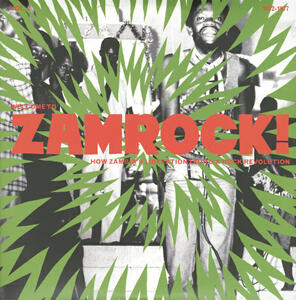 Welcome to Zamrock! vol.2 - CD Audio