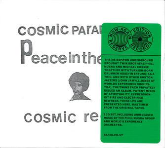 Cosmic Paradise. Peace in the World. Creator Space - CD Audio di Michael Cosmic,Phil Musra