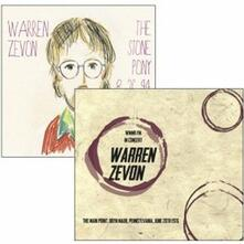 Live Broadcasts 1976 & 1994 - CD Audio di Warren Zevon