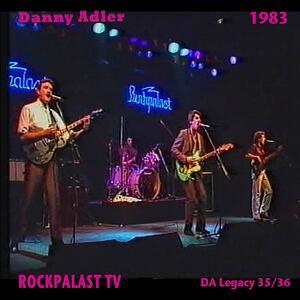 Rockpalast TV - CD Audio di Danny Adler