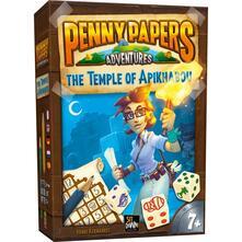 Penny Paper Adventures. Il tempio di Apikhabou. Gioco da tavolo