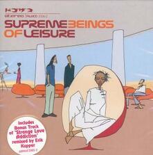Supreme Beings of Leisure - CD Audio di Supreme Beings of Leisure