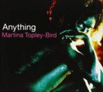 Anything - CD Audio di Martina Topley-Bird