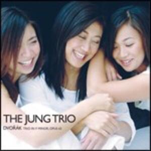 Trio con pianoforte op.67 - SuperAudio CD ibrido di Antonin Dvorak,Jung Trio