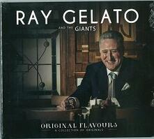 Original Flavours - CD Audio di Ray Gelato,Giants