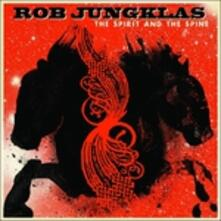 Spirit And The Spine - CD Audio di Rob Jungklas