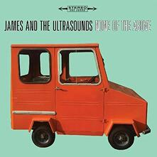None of the Above - CD Audio di James and the Ultrasounds