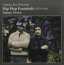 Hip Hop Essentials vol.12 - CD Audio