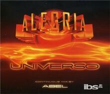 Alegria Universo - CD Audio di Abel