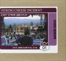 August 7, Mt. Shasta - CD Audio di String Cheese Incident