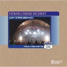 On the Road. Travelogue - CD Audio di String Cheese Incident