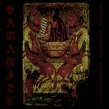 Black Rotten Witchcraft - CD Audio di Satanize
