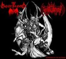 Supremacia De Satanas - CD Audio di Goatblood,Nihil Domination