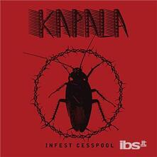 Infest Cesspool - CD Audio di Kapala