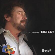Live at Billy Bob's Texas - CD Audio di Earl Thomas Conley