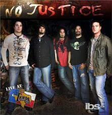 Live at Billy Bob's - CD Audio di No Justice