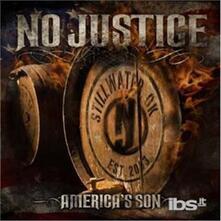 America's Son - CD Audio di No Justice