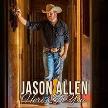 Here's to You - CD Audio di Jason Allen