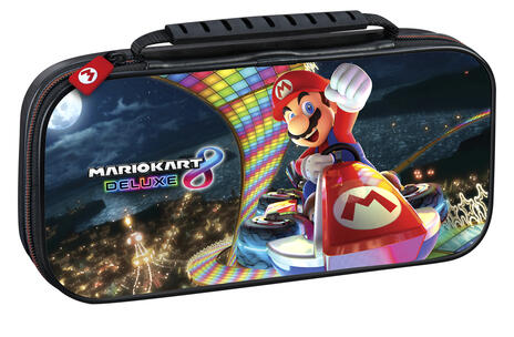 Bigben Interactive Mario Kart 8 Cover Nintendo Nero - 2