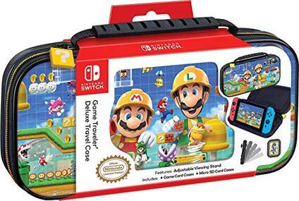 Custodia Switch Mario Maker - - Nintendo Switch
