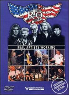 REO Speedwagon. Real Artist - DVD