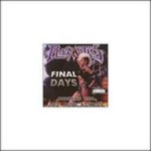 Final Days - CD Audio di Plasmatics