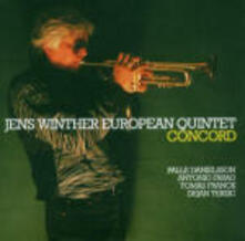 Concord - CD Audio di Jens Winther