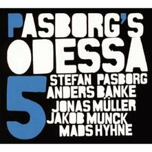 Pasborg's - CD Audio di Odessa 5